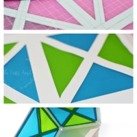 Colorful Paper Lantern Tutorial