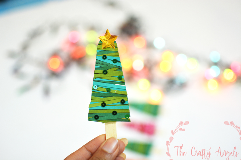 paper christmas tree, diy paper tree, quilled christmas tree, quilling tutorial, quilling christmas craft, christmas craft, DIY paper christmas tree with quilling paper, DIY paper christmas tree tutorial, holiday crafting, paper tree, paper tree ornament