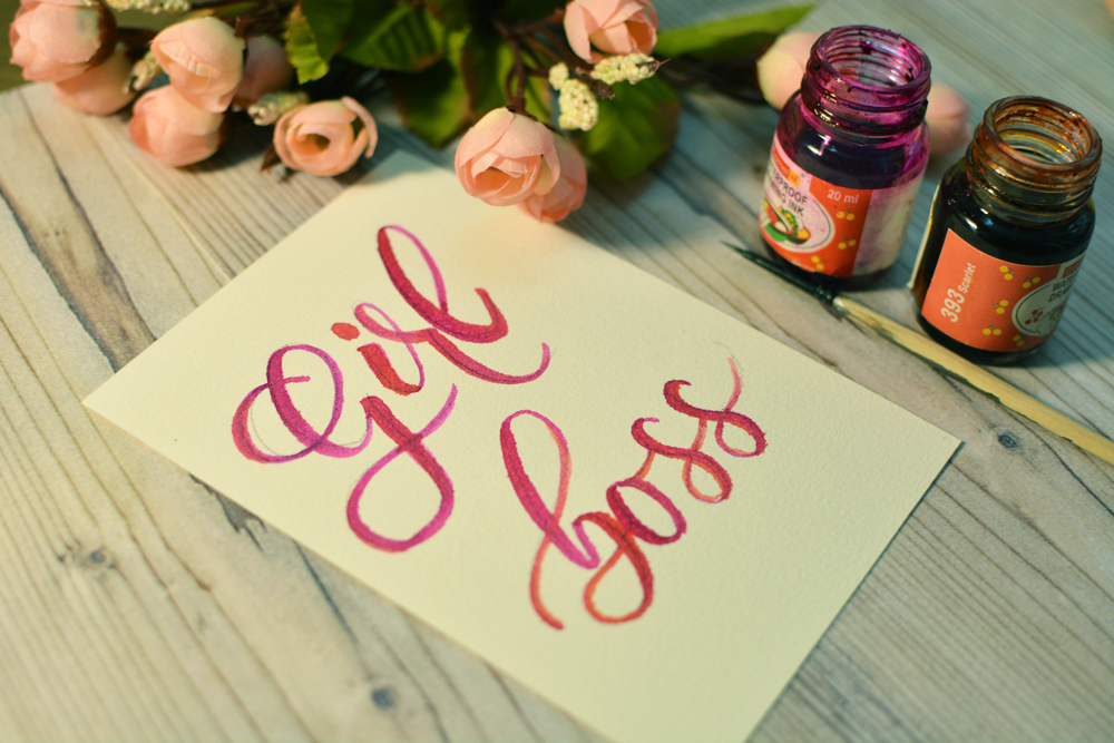 Beginners guide to calligraphy and lettering, calligraphy beginner, lettering india, calligraphy india, calligraphy worksheet, free lettering worksheet, copperplate and specerian, types of calligraphy fonts, pointed tip basics, calligraphy basics, lettering basics, calligraphy lettering difference