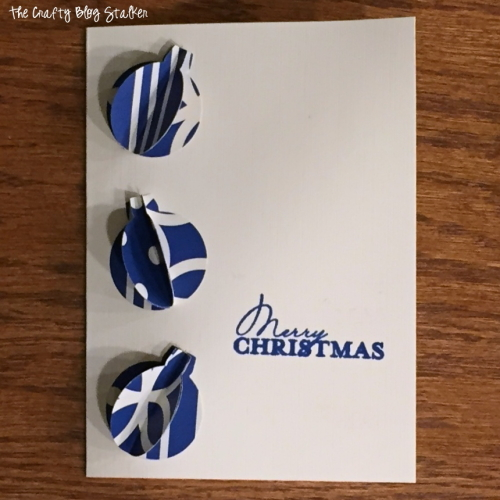 Handmade Christmas Cards The Crafty Blog Stalker