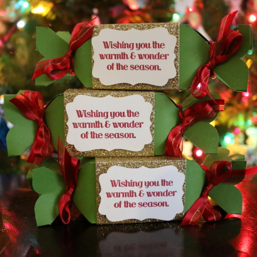Easy Christmas Favors Make