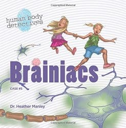 Brain & Nervous System Books for Kids