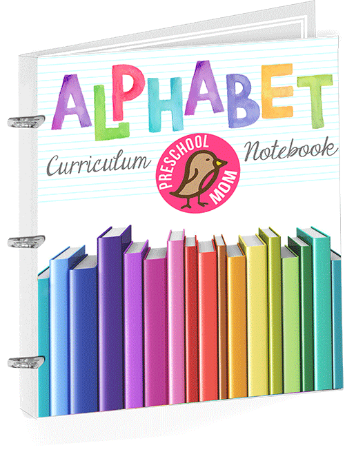 Alphabet Curriculum Notebook