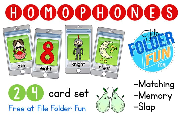 HomophonesHeader