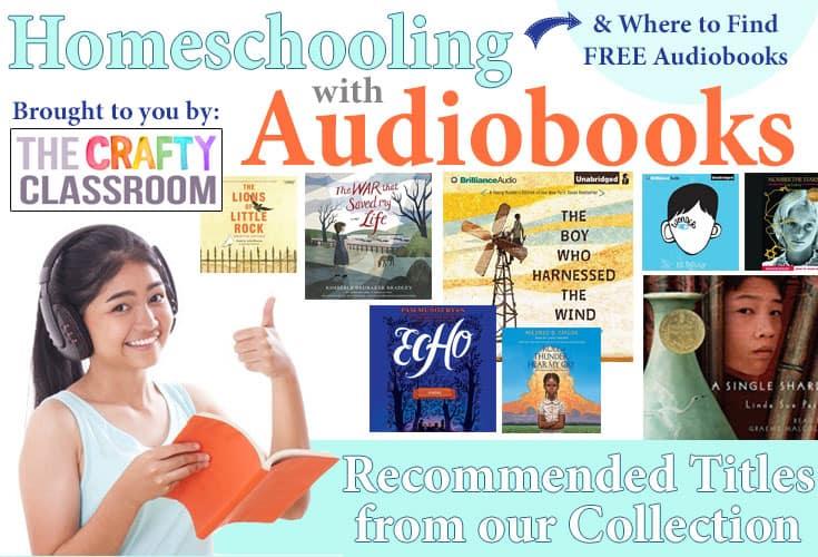HomeschoolingAudioBooksFree