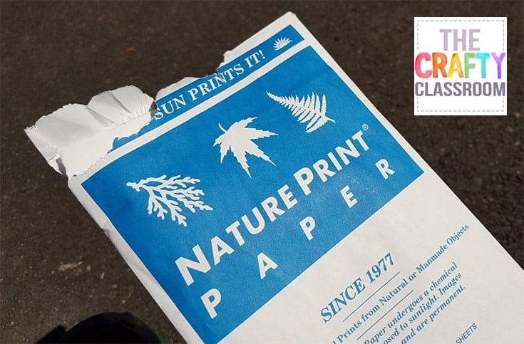 NaturePrintPaper