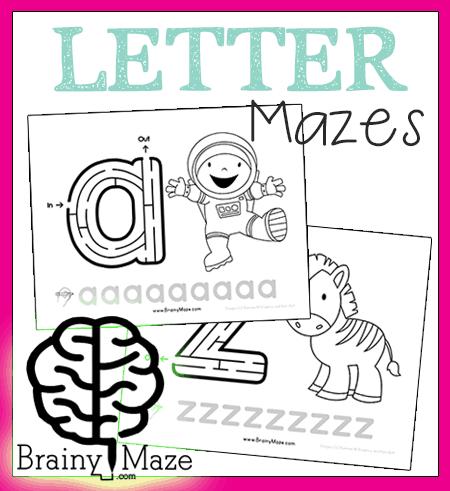 LetterMazes