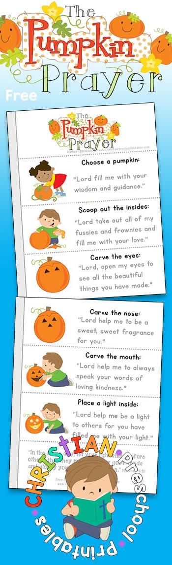 pumpkinprayerprintable
