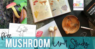 Mushroom Unit Study