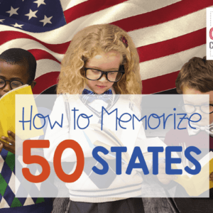 How to Memorize the 50 States
