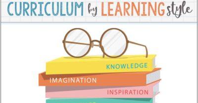 Homeschool Curriculum by Teaching Style