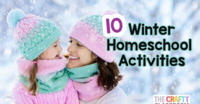 10 Winter Homeschool Activities