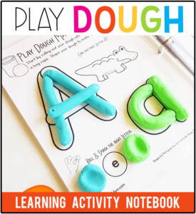 PlaydoughPrintables