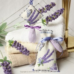 Lavender Sachet; Faby Reilly