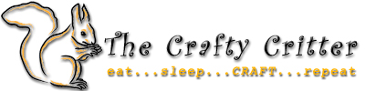 The Crafty Critter Logo