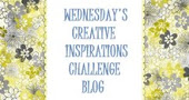 Creative Inspirations Cut Critters Challenge