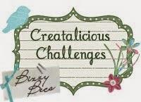 Creatalicious Challenges Blog