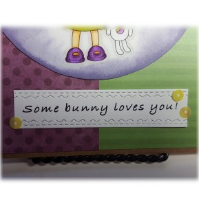 Some Bunny Loves You Sentiment