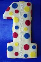 Tinakiiana birthday cake 1