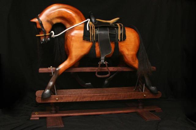 Delfryn Rocking Horses Australian orders