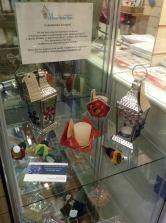 Heavenly Handmade display