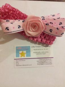Little Tinkers Restoration hair bow