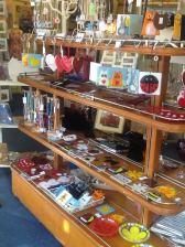 Gloucestershire Arts & Crafts Centre display