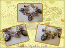 12. Rainbow Sparkles Crafts braceletjpg
