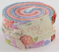 14. Quilty Pleasures Honey Honey range jelly rolls