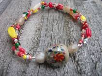 8. For Your Beads Only double fireworks bracelet