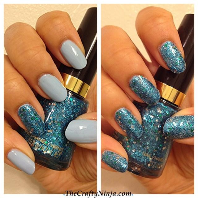 revlon radiant nail polish
