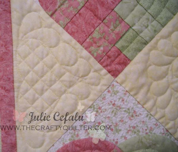 Quilting detail 2