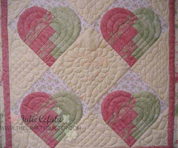 Sweet Heart Quilt