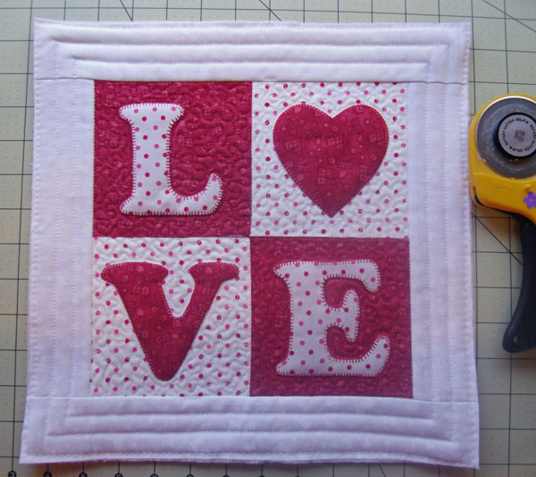 Love trimmed