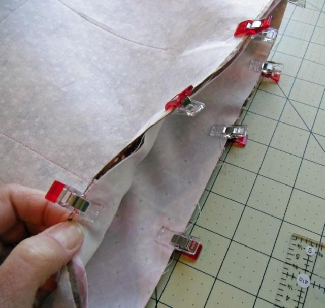 clip top edges