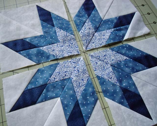 star quilt units