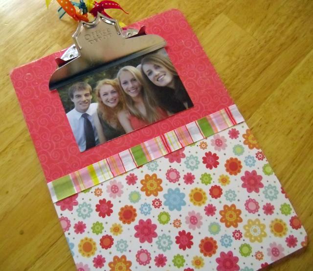 gift photo holder