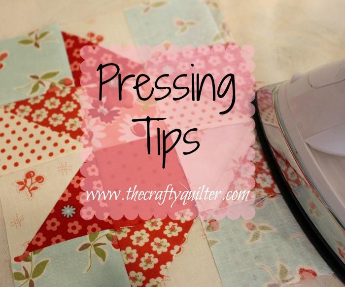 pressing tips