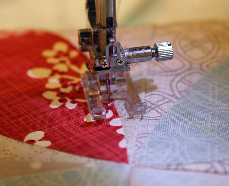 applique stitch