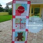 Christmas Door Banner by Summercrafter