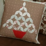 Christmas tree Topiary Pillow