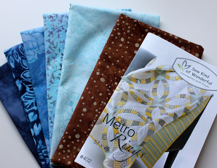 metro rings fabric