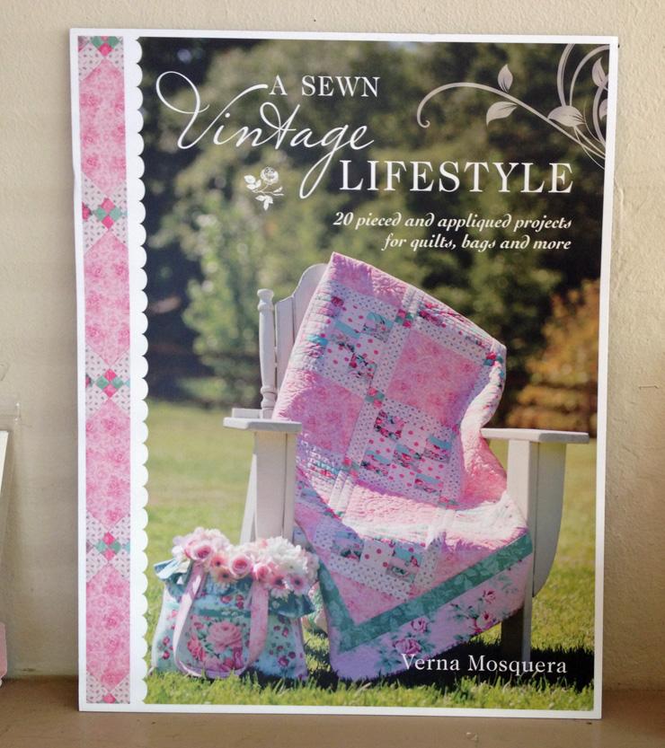 Vernas book cover