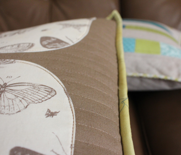 dogwood quilt detail