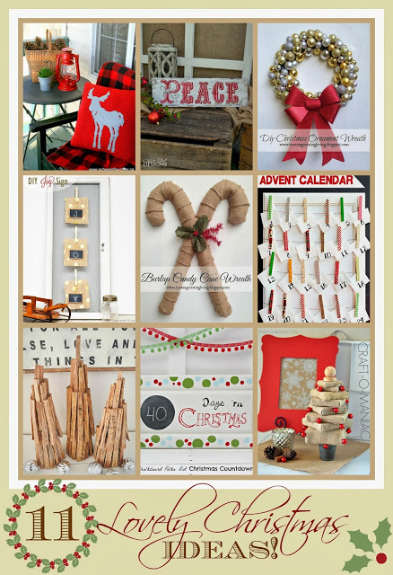 11 christmas  ideas collagepm