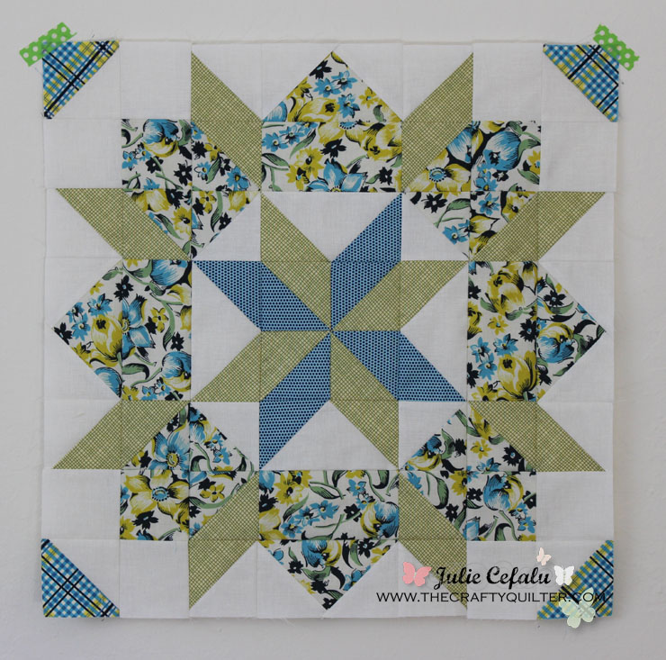 Supersized Sampler Patchwork Stars