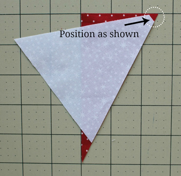 star point left side line position