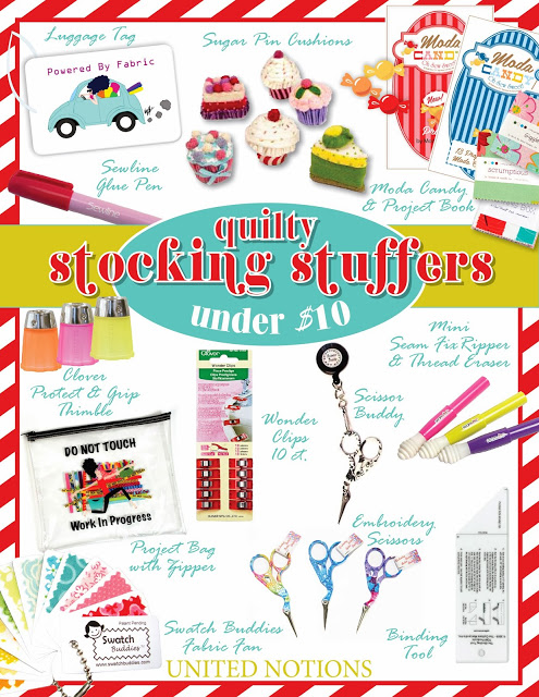 Stocking Stuffers Under $10