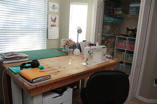 Sewing Studio Tour