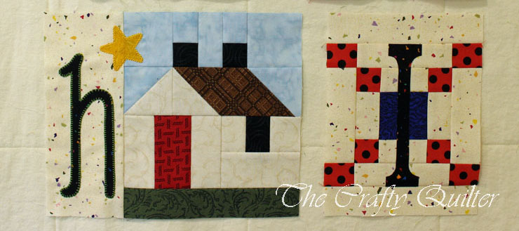 H and I blocks from TQS BOM 2014
